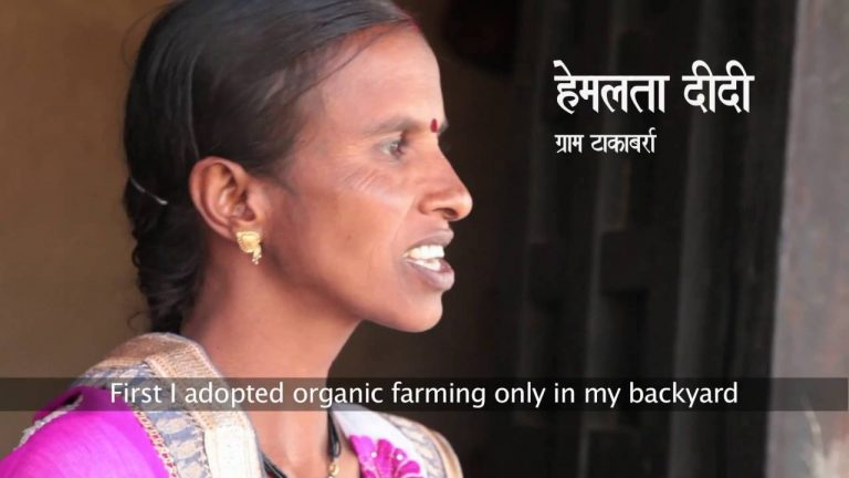 These Indian farmers are taking a firmer hold on their future with organic farming