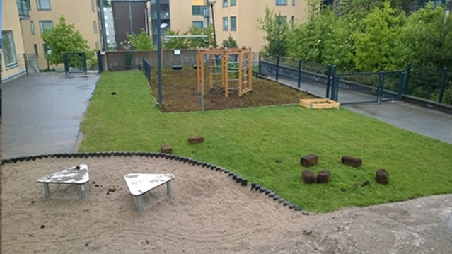 Daycares in Finland changed children's immune systems with forest floor play-yards